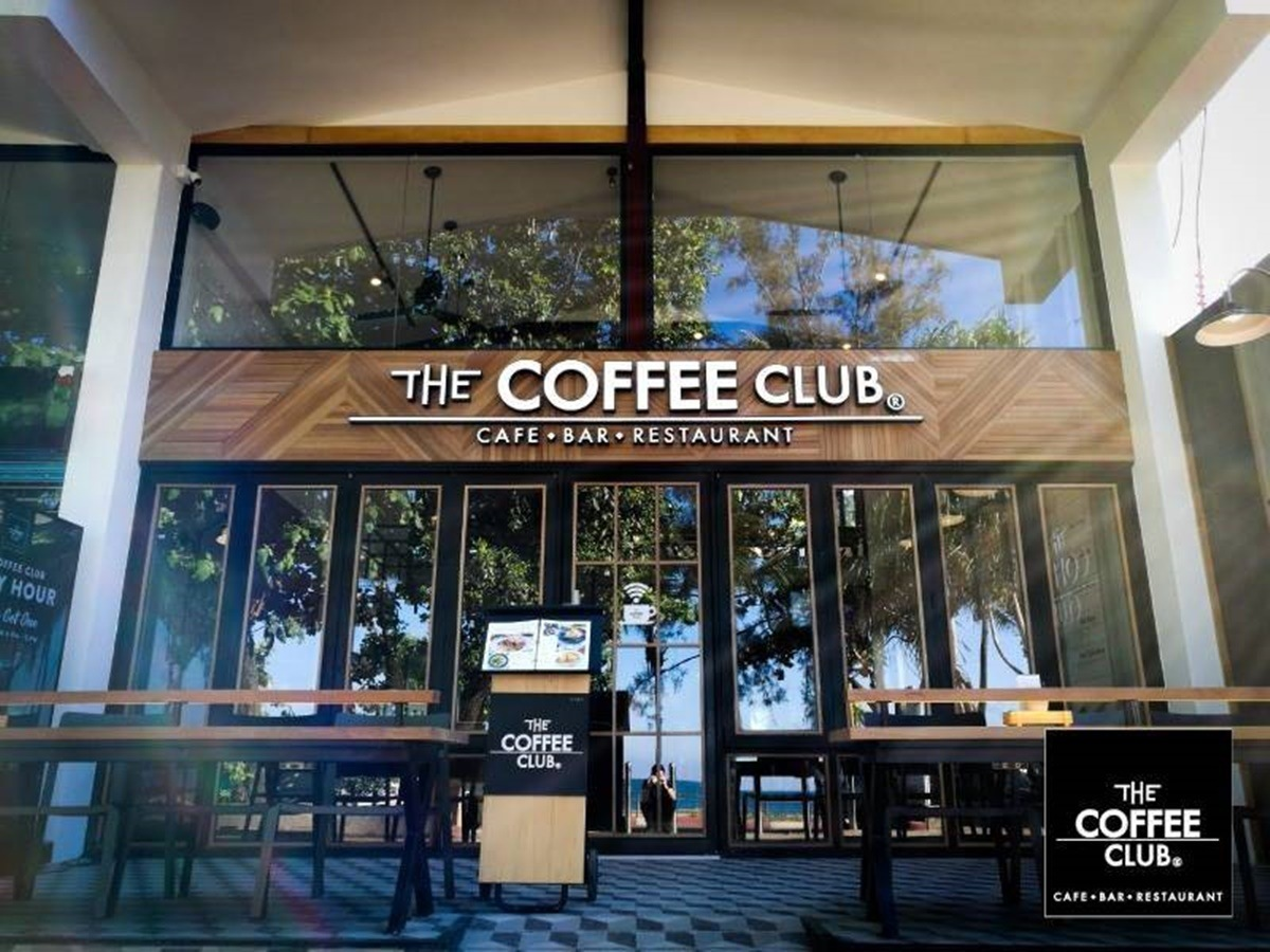 The Coffee Club Krabi